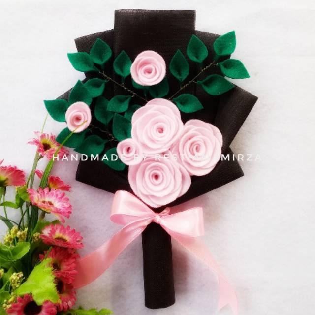 Buket Bunga   Karakter Rilakkuma Kado Wisuda Anniversary Valentine Ulang  Tahun  da6416ff82