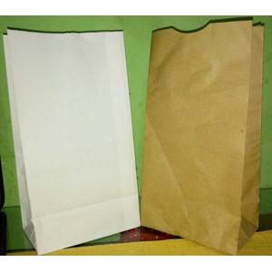 Kemasan Bungkus Kantong Kertas Polos untuk Makanan seperti Fried Chicken, Kebab, Snack, Food Grade | Shopee Indonesia