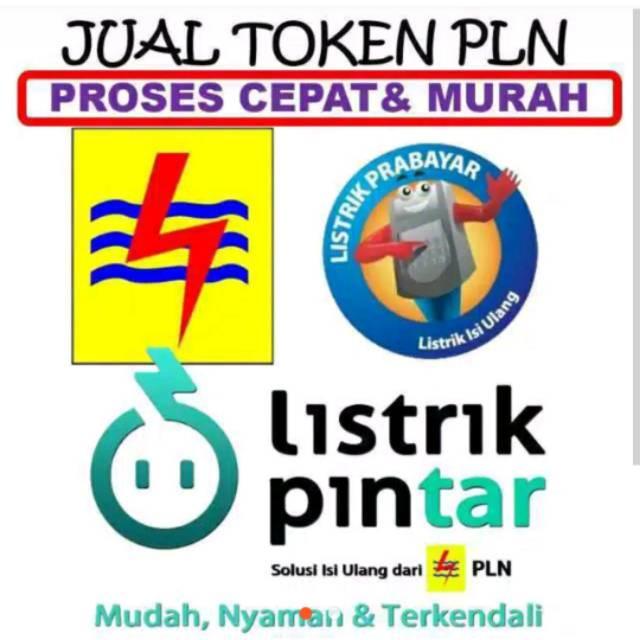 Ready Token Listrik Shopee Indonesia