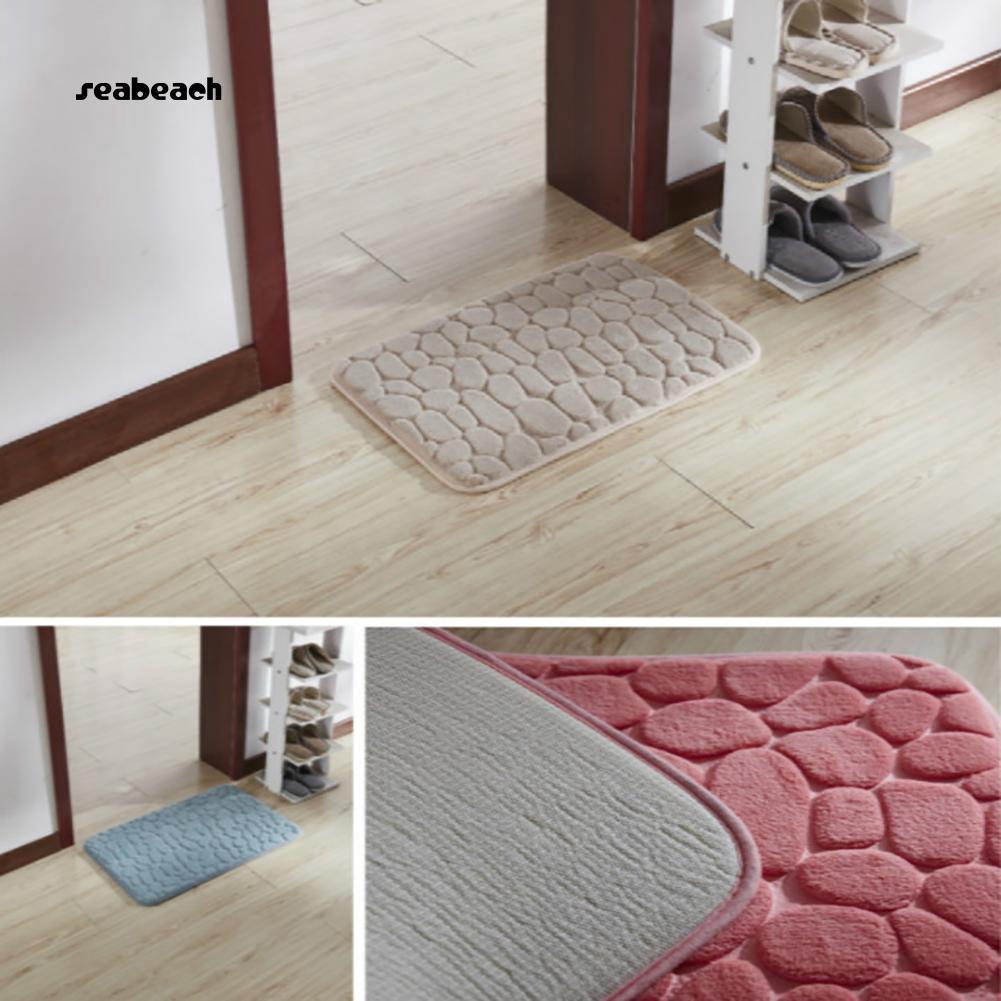 Memory Foam Anti Slip Doormat Floor