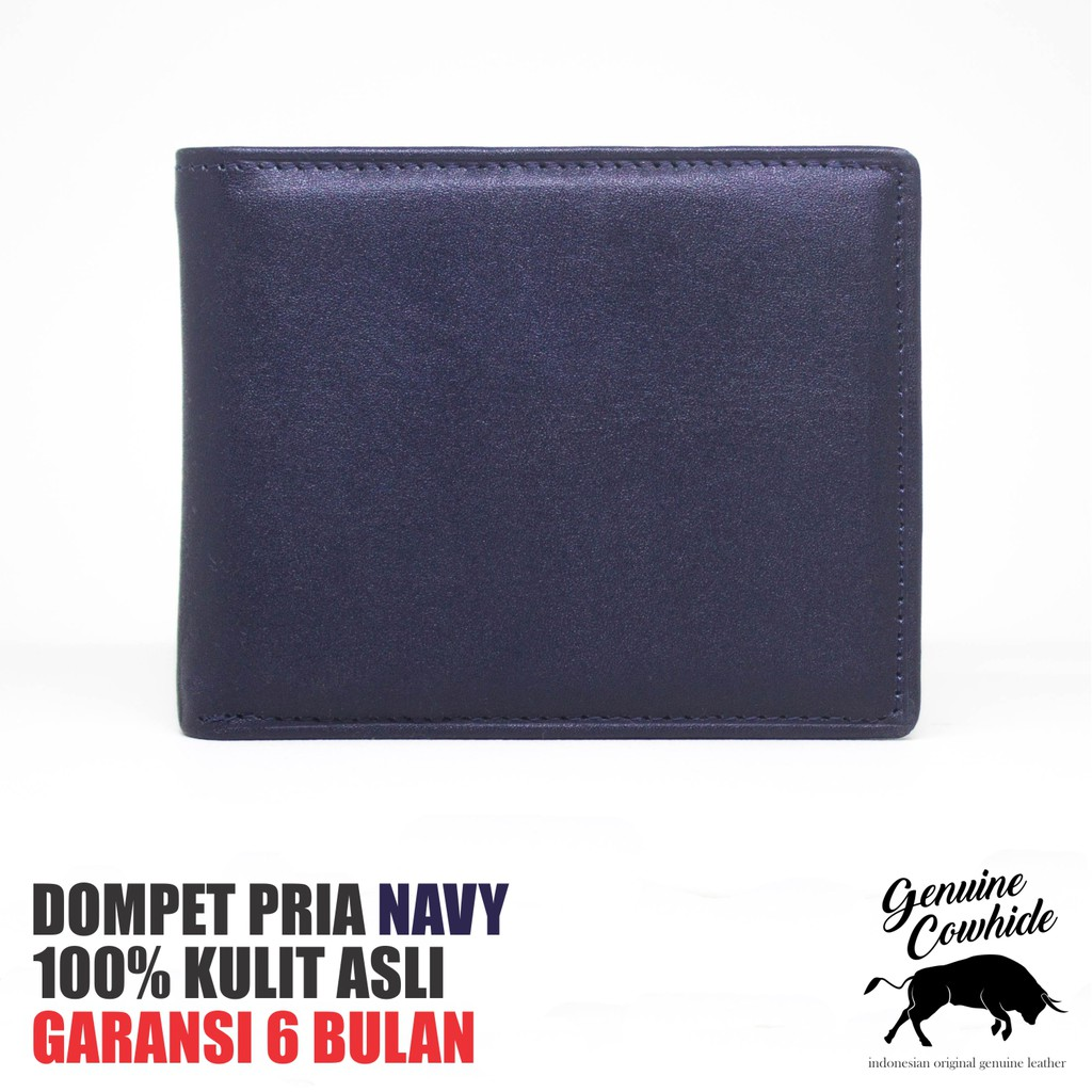 Dompet Pria 100% Kulit Asli Model Vintage Full Kulit  a78b36aefe