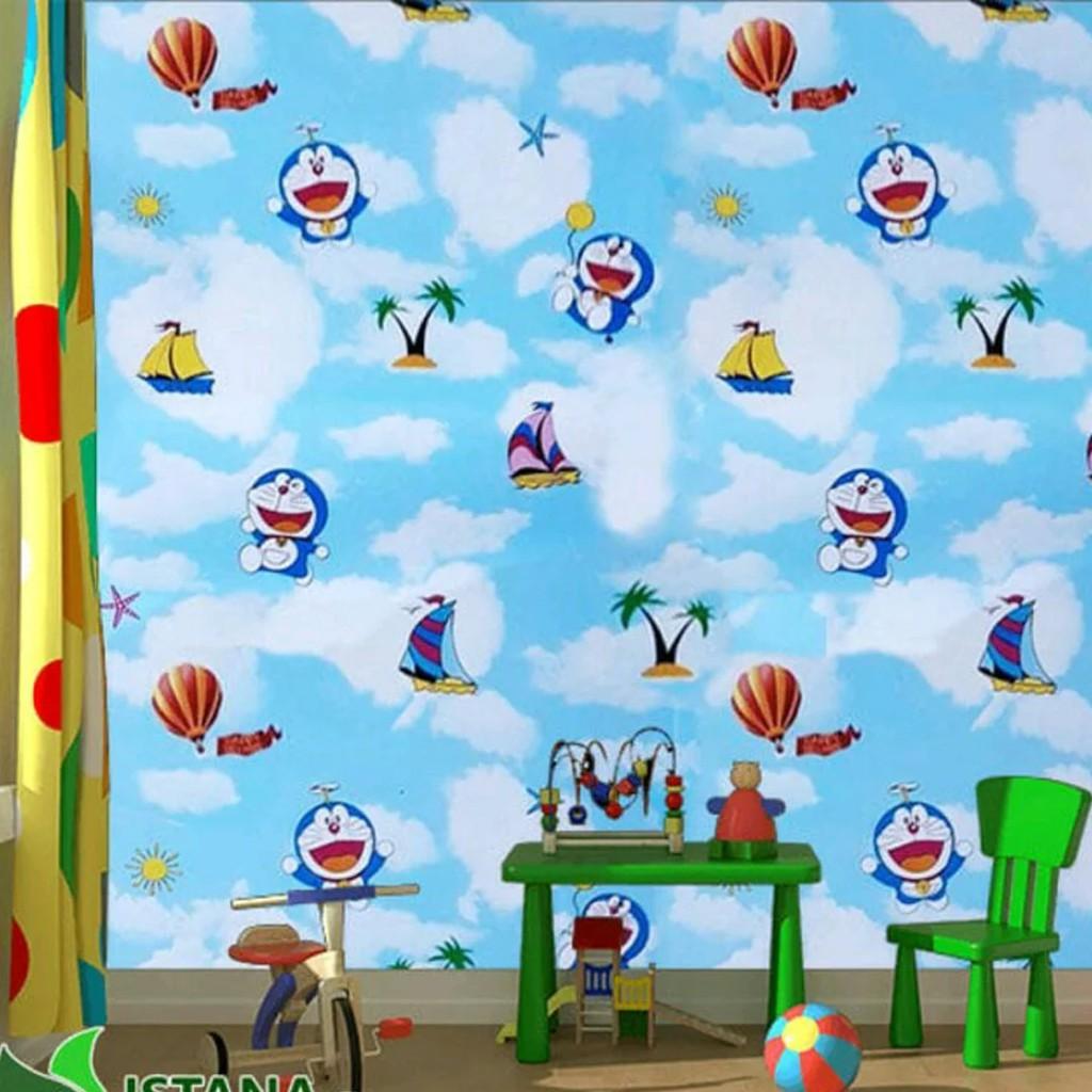 Frame Wallpaper Doraemon Background - doraemon