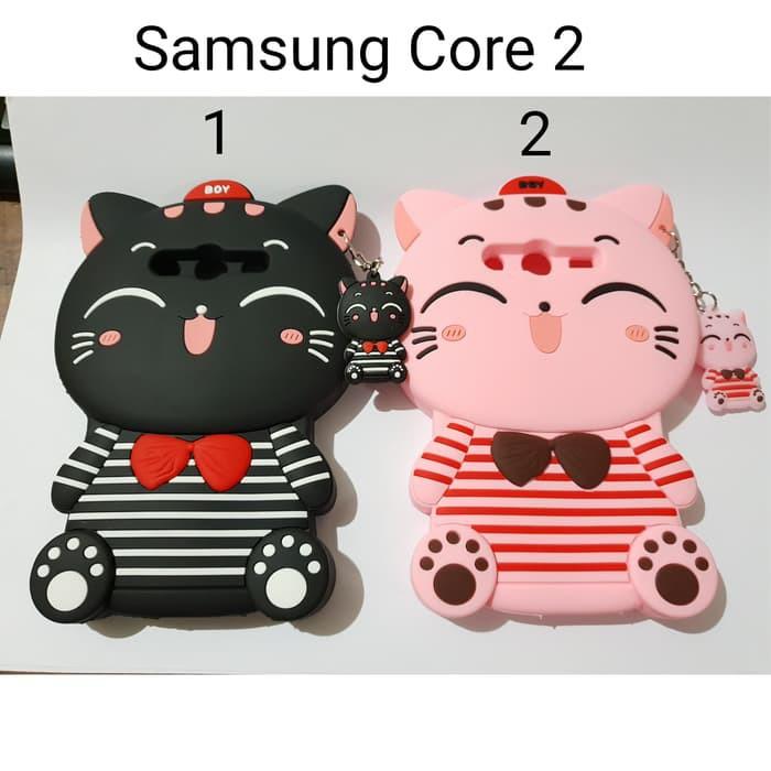 Case DORAEMON 3D Andromax A / Silicon case Andromax A Lucky Cat Hello kitty | Shopee Indonesia