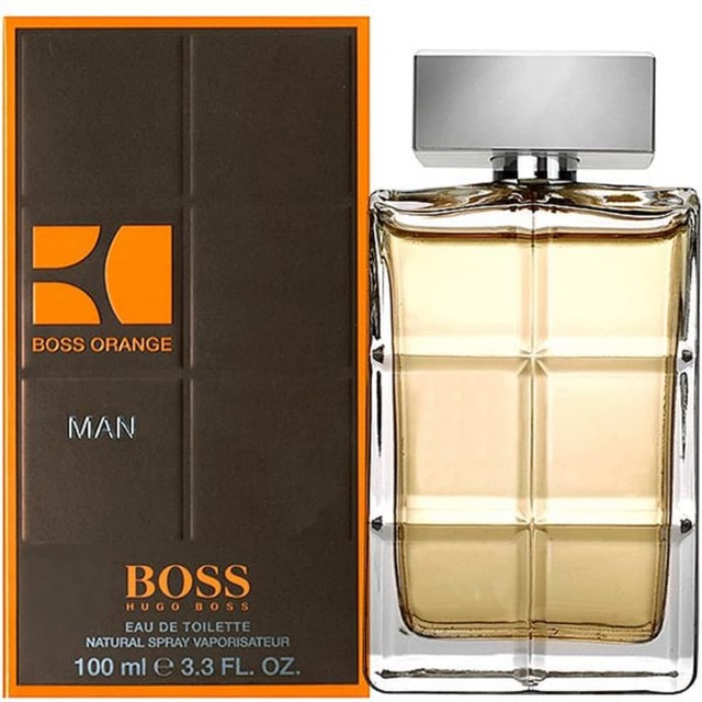 boss orange parfum man