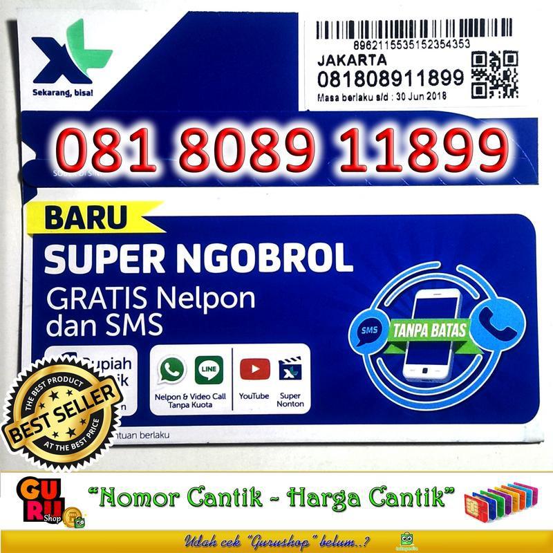 Kartu Perdana XL 0859 .