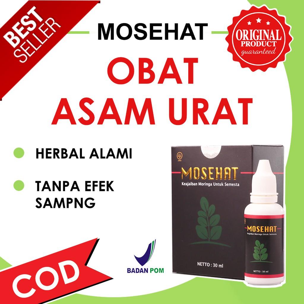 OBAT ASAM URAT MOSEHAT / VERTIGO / ASMA / DIABETES / HERNIA / LIVER / ASAM URAT / REMATIK / POLIP