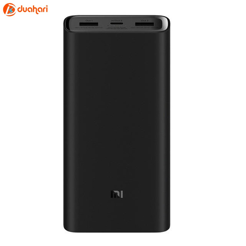 Xiaomi Power Bank 3 PRO 20000 MAH Original Fast Charging Two Way USB C Powerbank Xiaomi