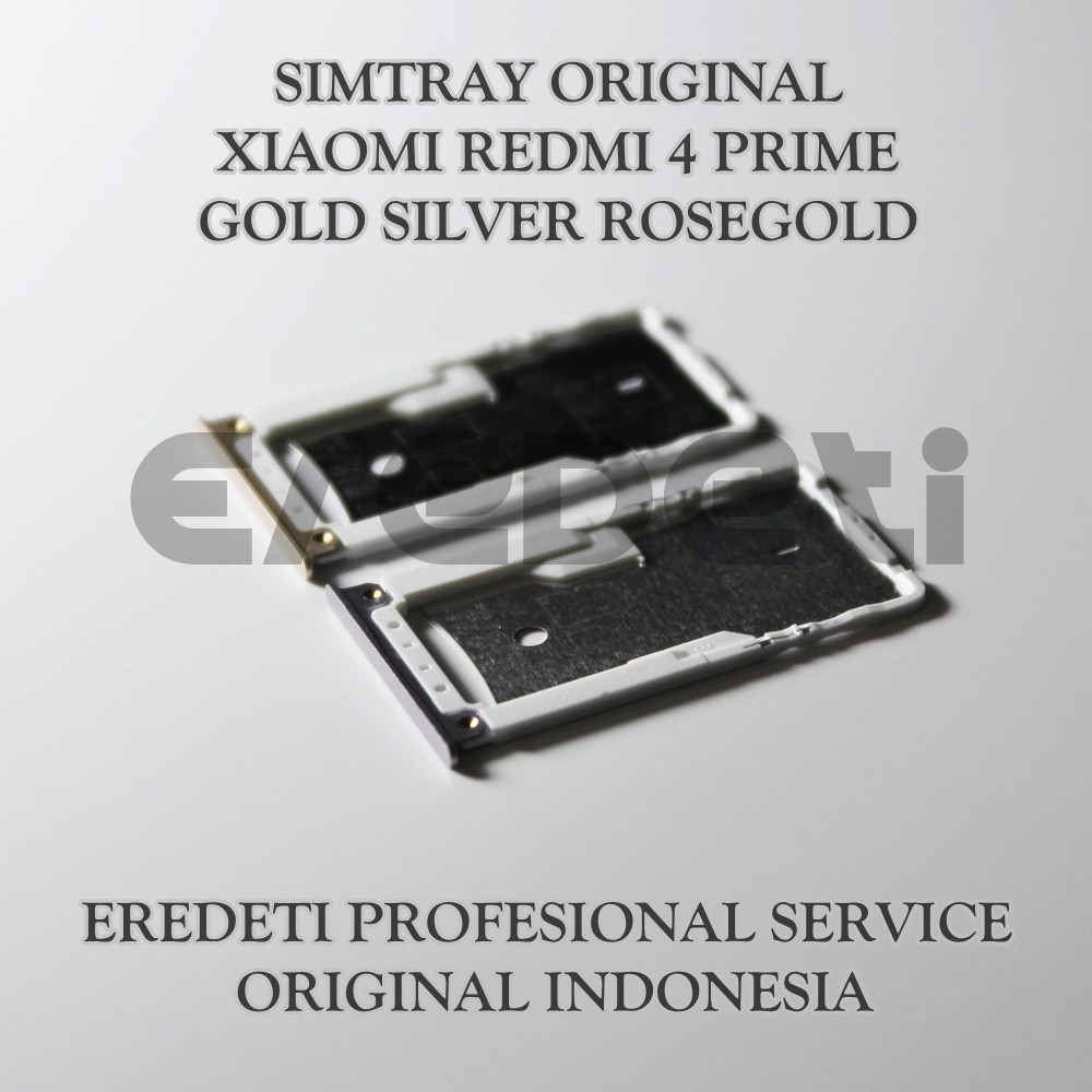 Simtray Original Xiaomi Redmi 4 Kd 002463 Shopee Indonesia 4a Tempat Simcard Simlock Sim Lock Slot Card Tray Ori