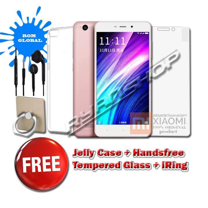 harga XIAOMI REDMI 4A 2/16GB - ROSE GOLD Shopee.co.id