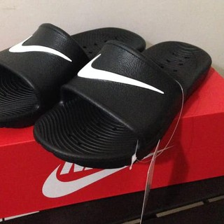 fcc8978b18f6 Harga preferensial (Tren terbaru) Sandal Nike Kawa Shower Black 832528-001  Original BNIB .
