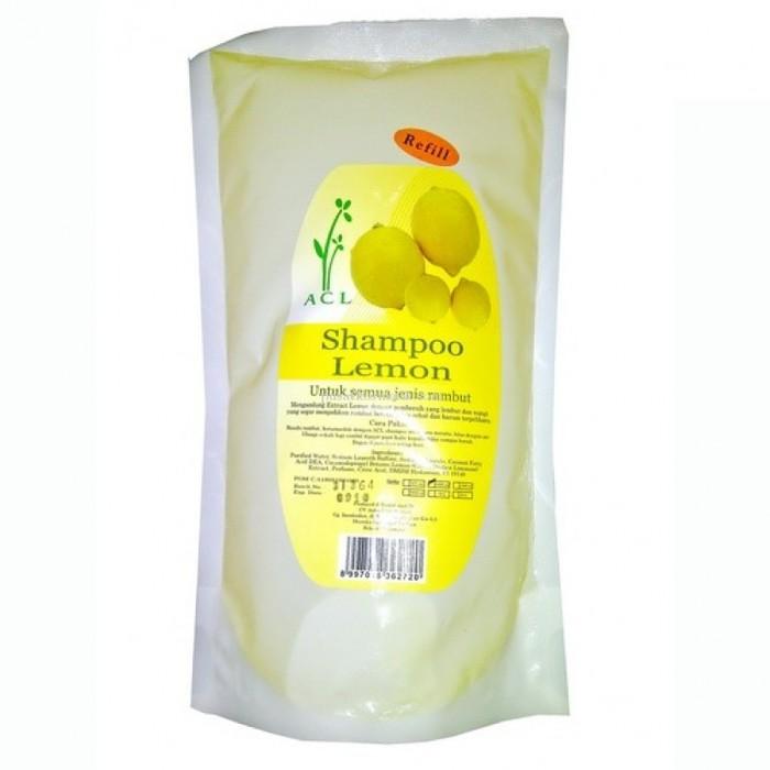 Shampo ACL (Reffil 1lt)-lemon