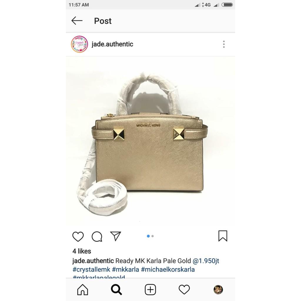 84b17b5a8724e7 tas mk - Temukan Harga dan Penawaran Tas Tote Online Terbaik - Tas Wanita  Mei 2019 | Shopee Indonesia
