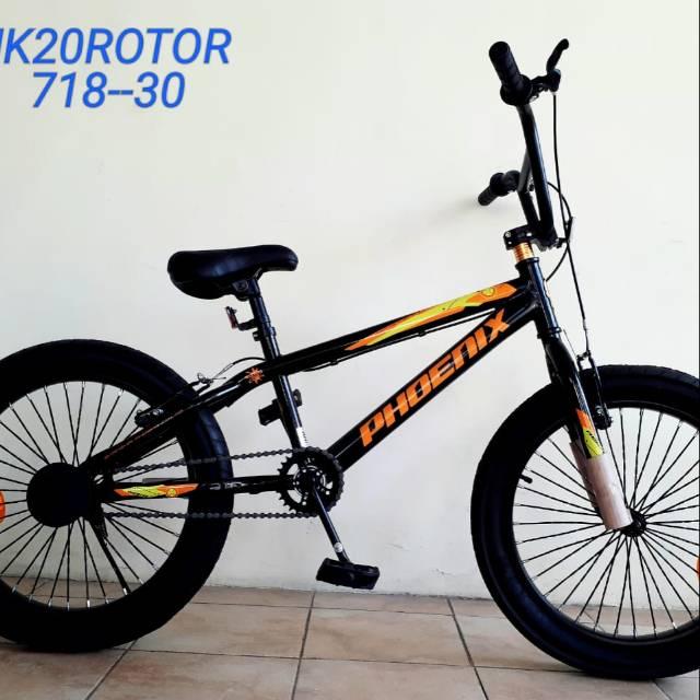 Sepeda Bmx Uk 20 Phoenix Asli Shopee Indonesia