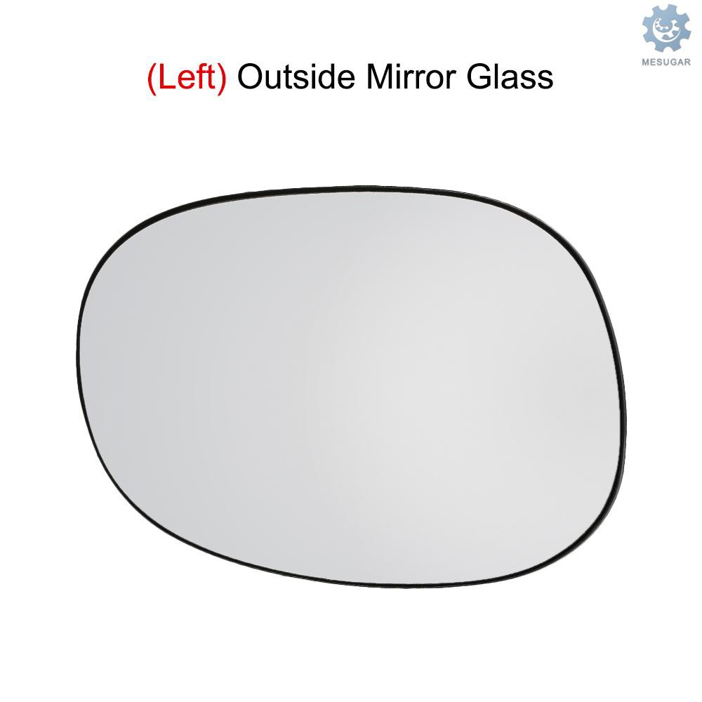 Right side for Citroen Xsara Picasso 99-07 Wide Angle heated wing mirror glass