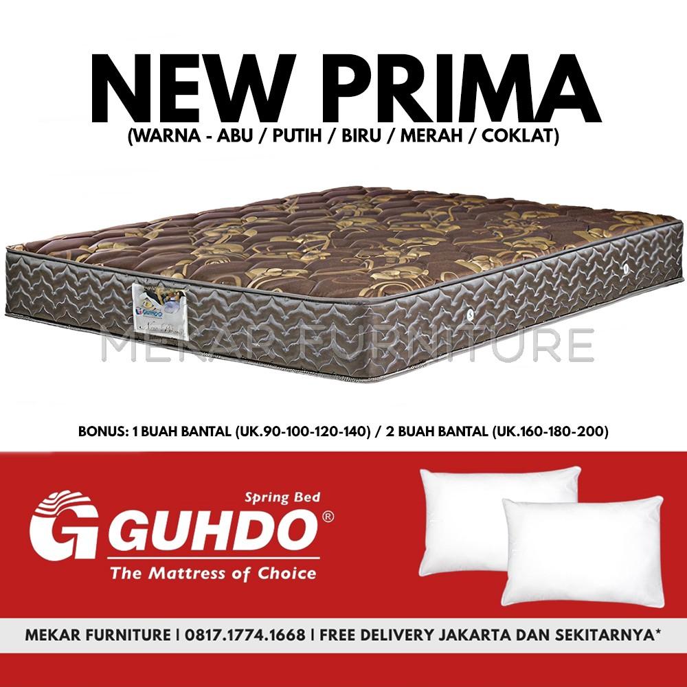 Guhdo New Prima 180 X 200 - Kasur Springbed
