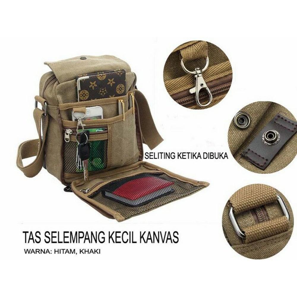 TERBARU Tas selempang Pria kulit sling bag messenger bag Kangaroo Kingdom  PREMIUM  2026a37722