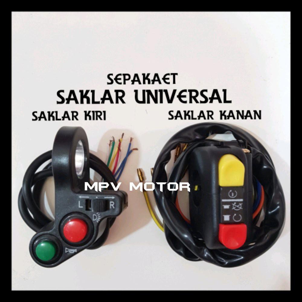 Saklar Nmax Shopee Indonesia Swich Yamaha Vixion Old Pnp Tanpa Potong Kabel