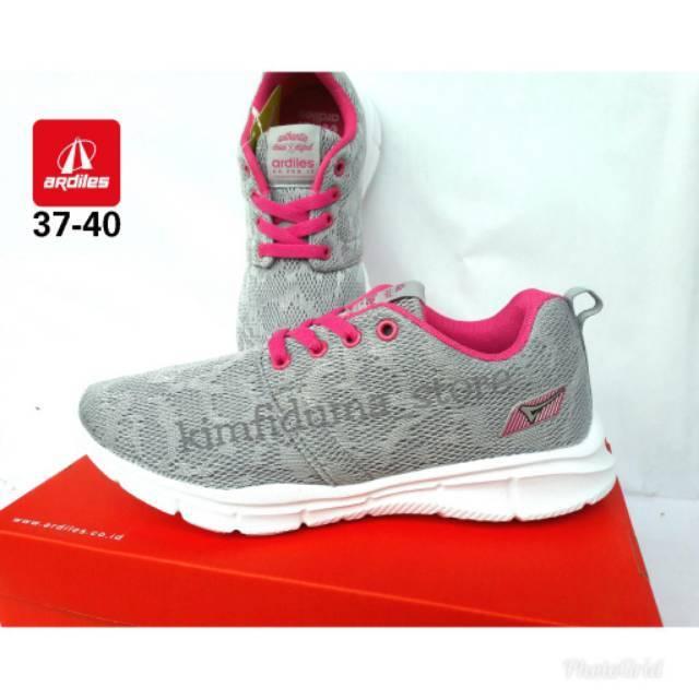 sepatu ardiles josie sport running jogging fitness senam original ... f87415c18b