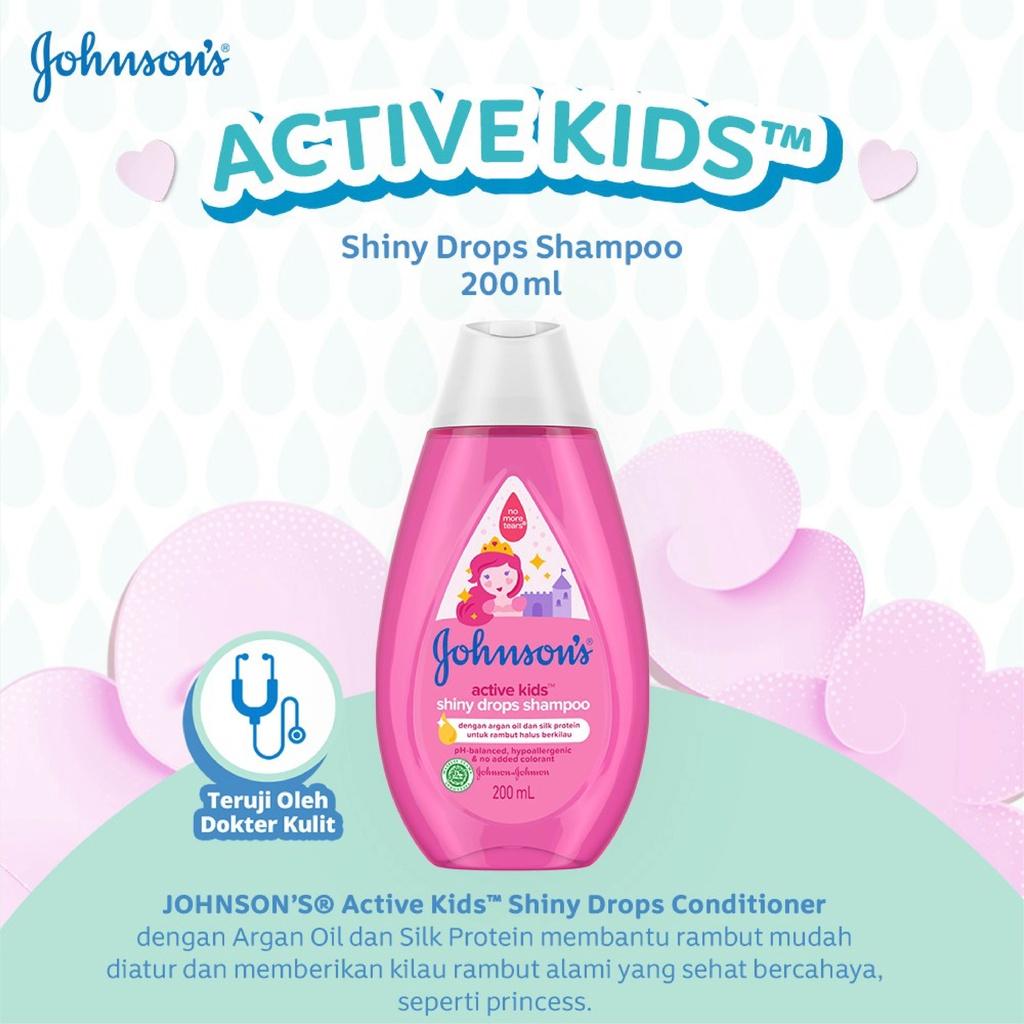 ❤ BELIA ❤ JOHNSON'S Baby Shampoo & Conditioner   Shampo Kondisioner Bayi   BPOM-5