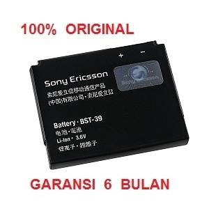 100% ORIGINAL Sony Ericsson Baterai Battery Batere BST-39 / w910i, w380,