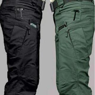 TERLARIS Celana Tactical Blackhawk Gunung Polisi PDL Army Outdoor 511 Panjang - Cokelat, 30
