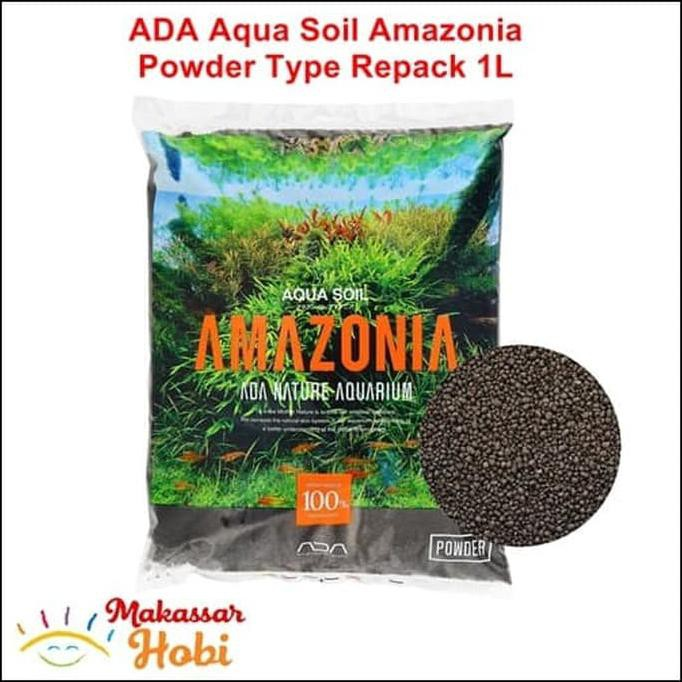 Ada Aqua Soil Amazonia Powder Type Repack 1l Aquascape Nature Aquarium Mksbb1599 Ayo Beli Shopee Indonesia