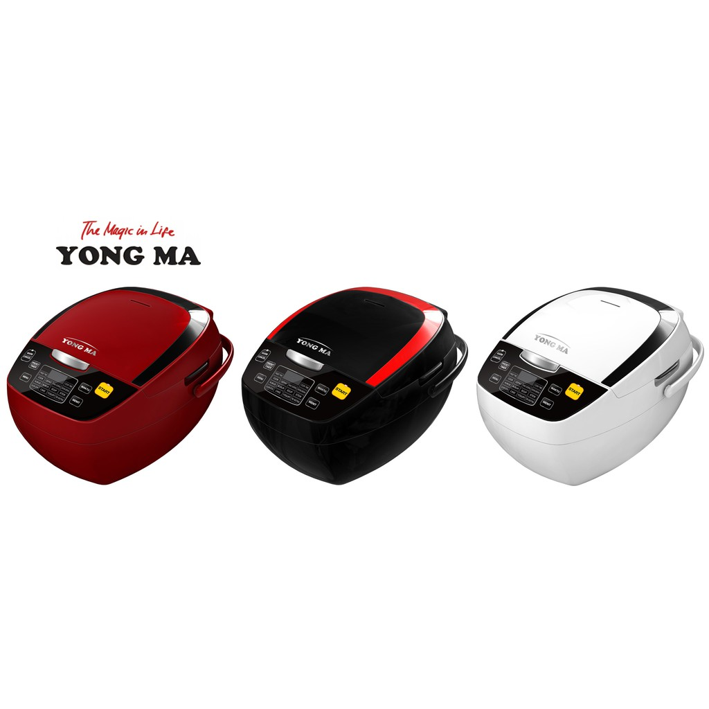 Digital Rice Cooker Magic Com Yong Ma Yongma Ymc 801 116 Eco Ceramic Ymc801 Kapasitas 2 Liter