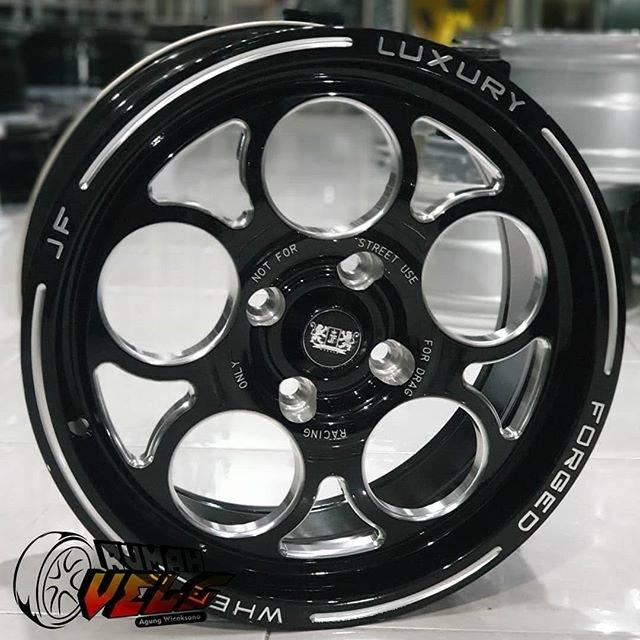 Velg Mobil Ring 15 Weld Drag Pcd 4 100 Lebar 7 Et 38 Rally Shopee Indonesia