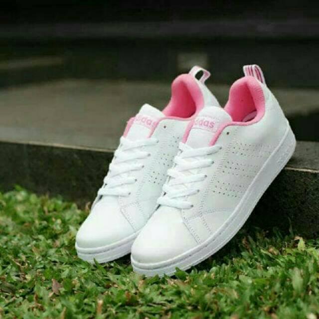 Sepatu Adidas ORIGINAL Haven Pink White  6e796175b8