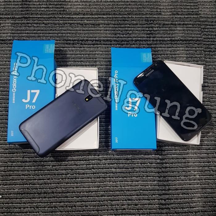 [Second/Bekas] Samsung Galaxy J7 Pro SEIN Likenew Fullset Handphone/HP