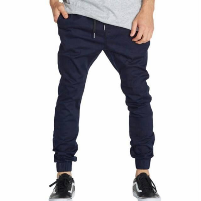 Ins Celana Panjang Jeans / Denim Gaya Retro Korea Motif Bordir Tulisan untuk Pria / | Shopee Indonesia
