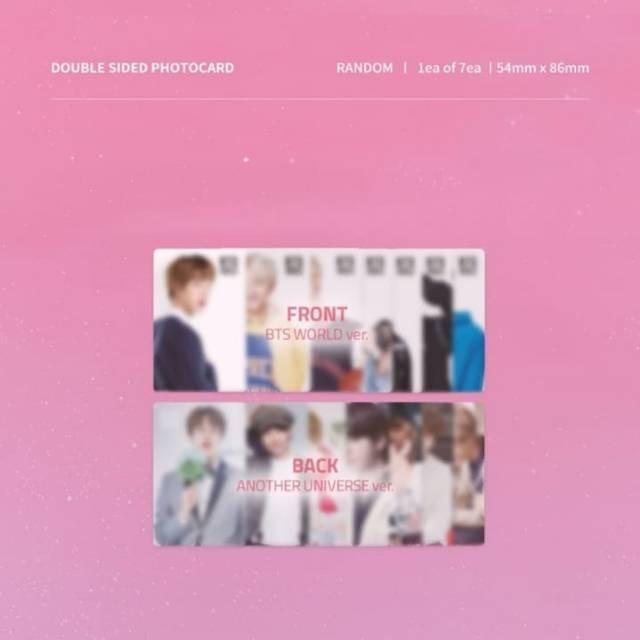 Ready Stock Bts World Album Official Sealed Fullset Langsung Dari Big Hit Murah Kpop Album Shopee Indonesia