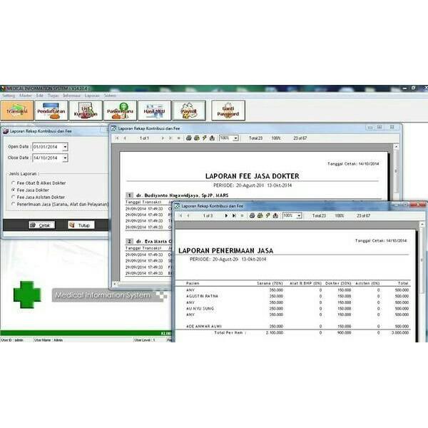 Software Apotek Dan Klinik Terbaru