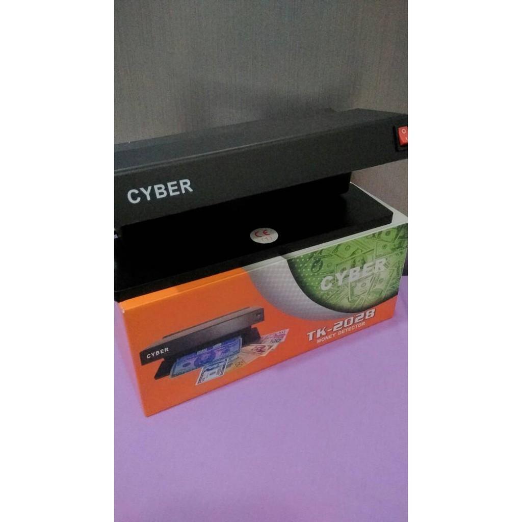 Alat Pendeteksi Uang Palsu Money Detector Portable Uv Led Light 118ab Bpkb Stnk Dan Ktp Shopee Indonesia
