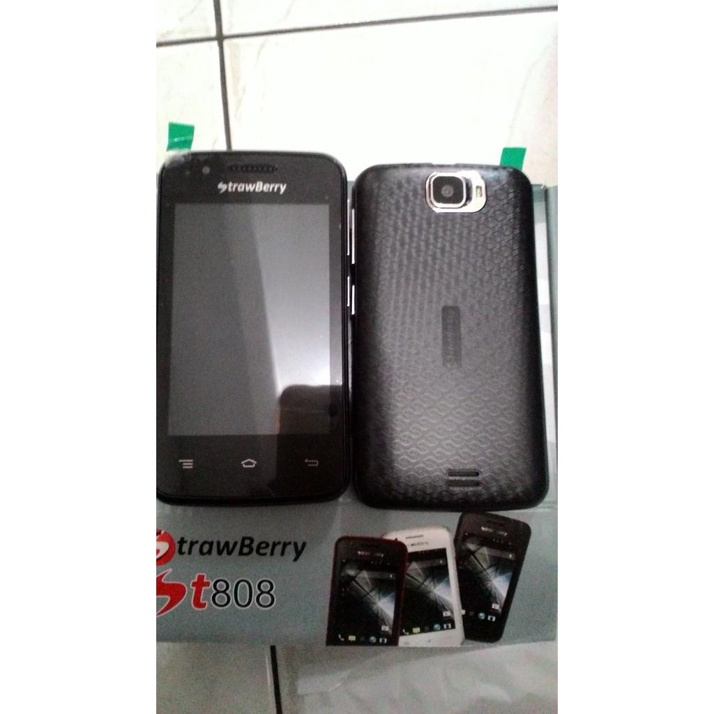 Promo Android Termurah Strawberry St808 Murah Shopee Indonesia Smartphone Brandcode B3 Prince Lcd 35 Inch