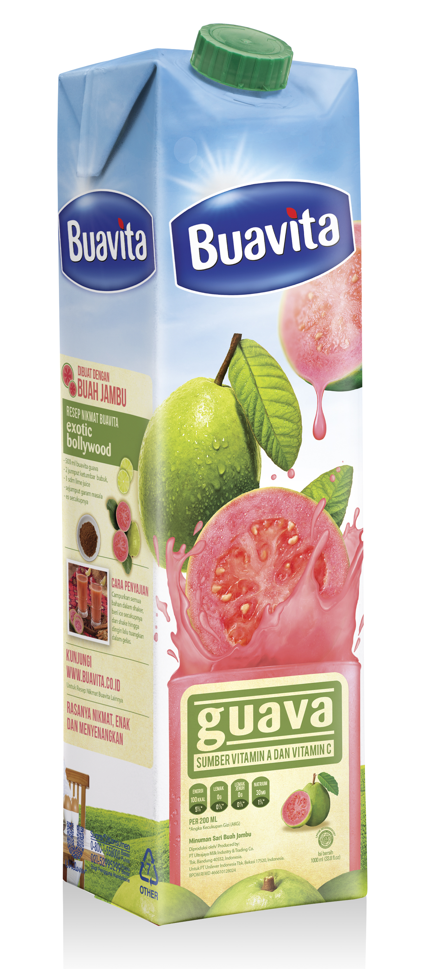 Manfaat Buavita Guava
