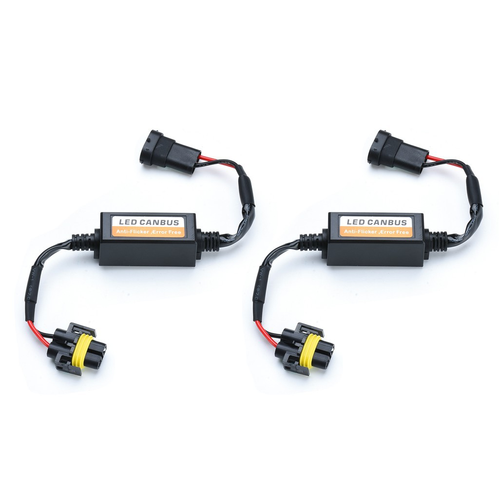 HID Conversion KIT H1 H3 H7 H9 H11 HB3 HB4 code decoder