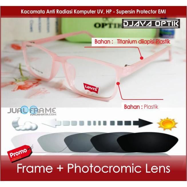 ORIGINAL GARANSI Frame Kacamata Terapi Ion Nano Mengobati Mata Minus  Silindris Antiradiasi Gadget HP  559c53d1cb