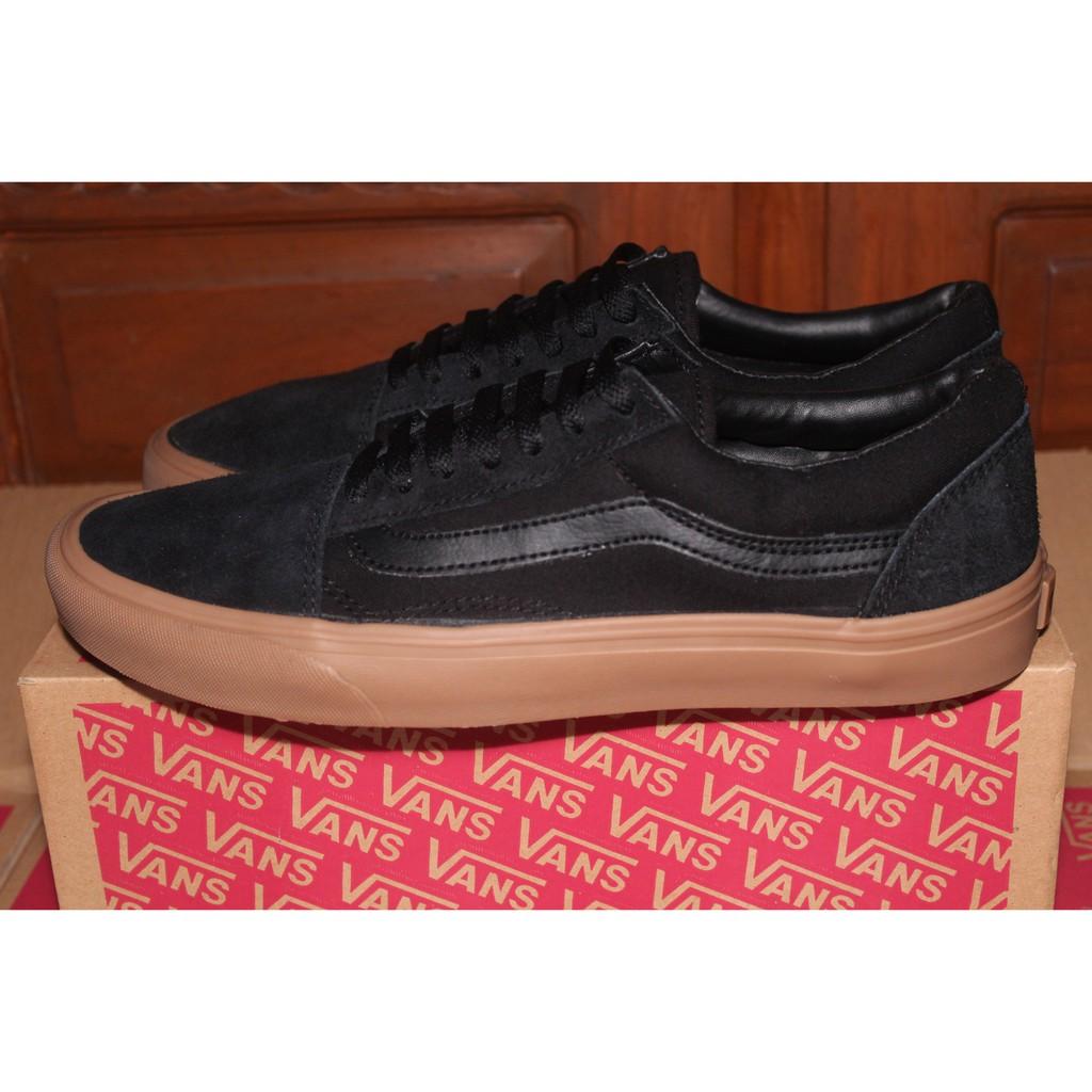 Grosir Sepatu Vans Old Skool Full Hitam Premium Import Waffle IFC Cowok Pria  Kasual Casual Murah  fc13eb1f03