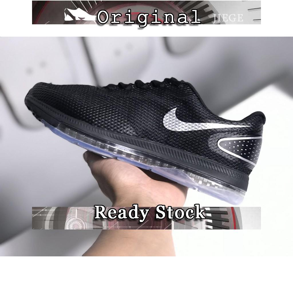 Sepatu Lari Desain Nike Air Zoom All Out Low 2 Bahan Mesh Breathable Ukuran  40-44  63d5988ad0
