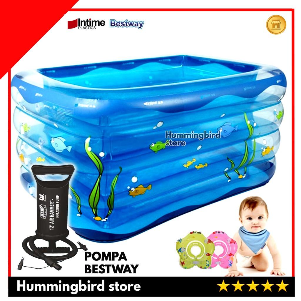 Kolam Baby Spa Jumbo AB / Kolam Renang Bayi Anak / Kolam Spa Bayi / Swimming Pool | Shopee Indonesia