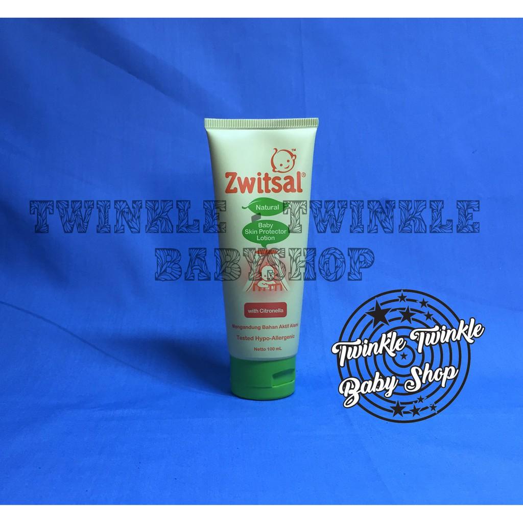 Zwitsal Baby Skin Protector Lotion 50ml100ml Shopee Indonesia Twin Pack Guard Tube 100 Ml