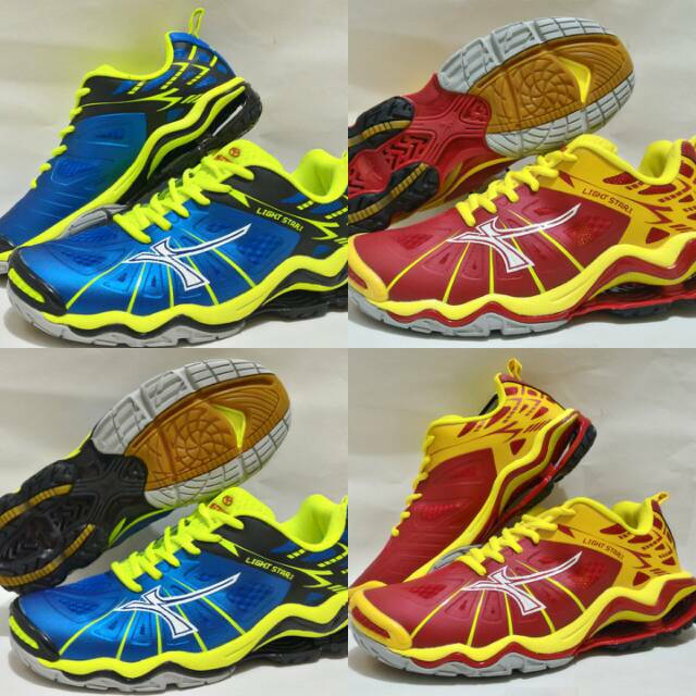 Sepatu Olahraga Voli Mitzuda Light Star  6d3a64fdc5