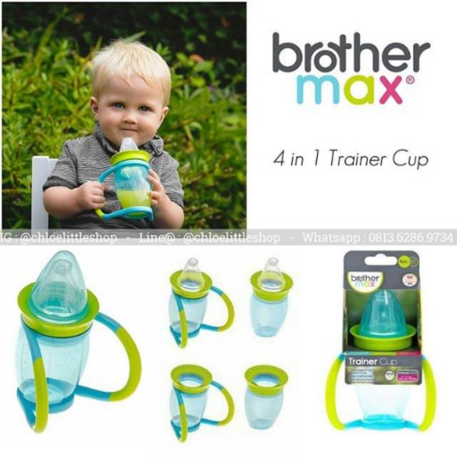brother max 4-in-1 cup