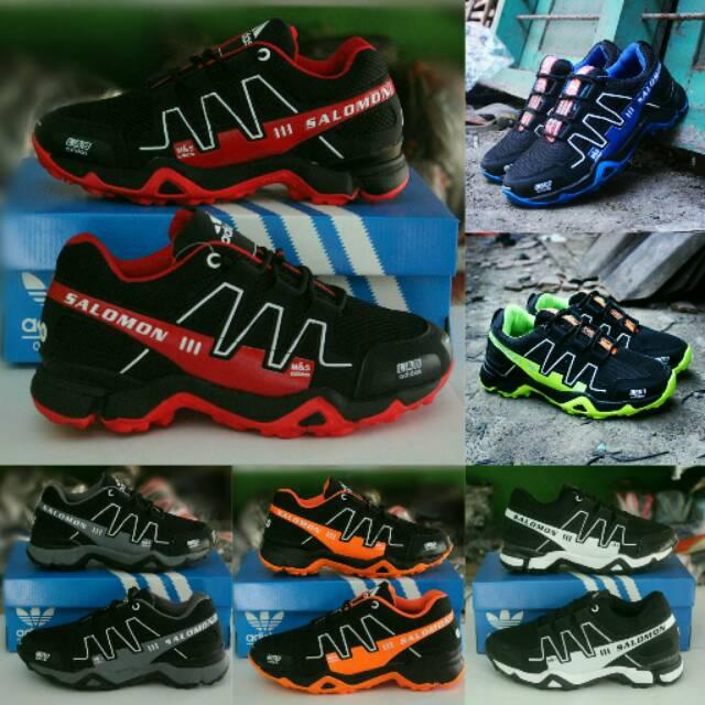 Sepatu salomon 3d  80087ce461