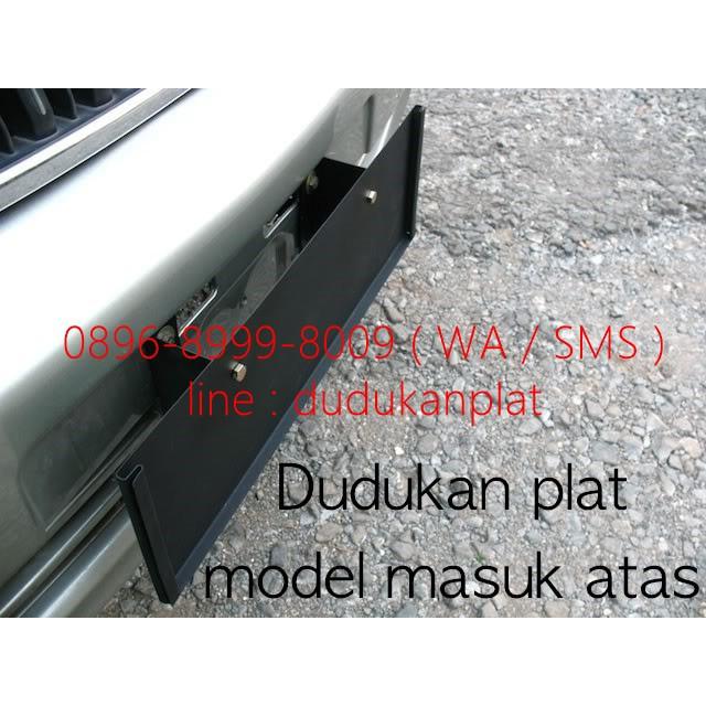 Dudukan Plat Nomer Mobil Tatakan Cover Plat Nomer Polisi JDM Carbon Kualitas Bisa Ditekuk Kebawah | Shopee Indonesia