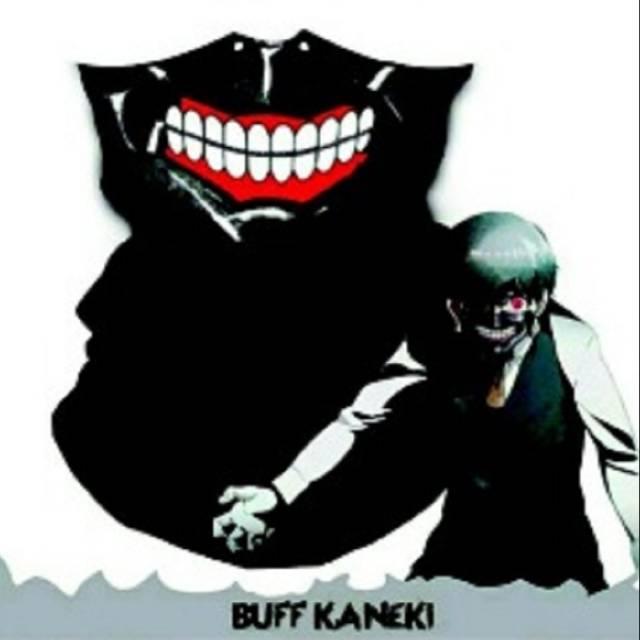 Promo Masker Anime Serba Guna Kaneki Ken Tokyo Ghoul Sasaki Haise Gratis Stiker Anime Shopee Indonesia