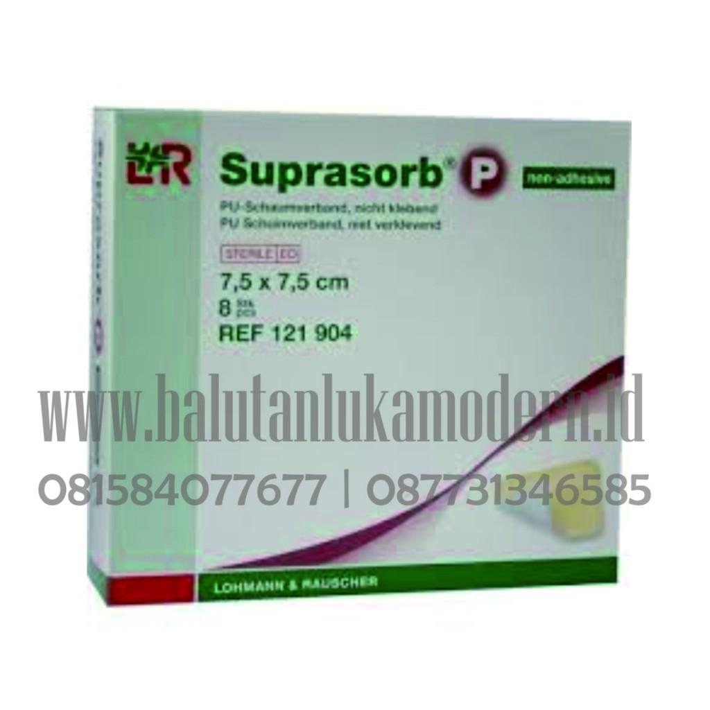 Suprasorb P Non Adhesive 10x10cm Shopee Indonesia Ter Modres Foam With Pu 10x20