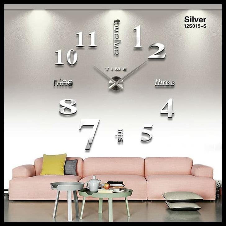 jam dinding besar - Temukan Harga dan Penawaran Dekorasi Online Terbaik -  Perlengkapan Rumah Maret 2019  c7b38169bc