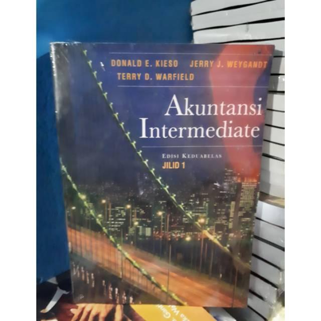 AKUNTANSI INTERMEDIATE BUKU 1 BY KIESO